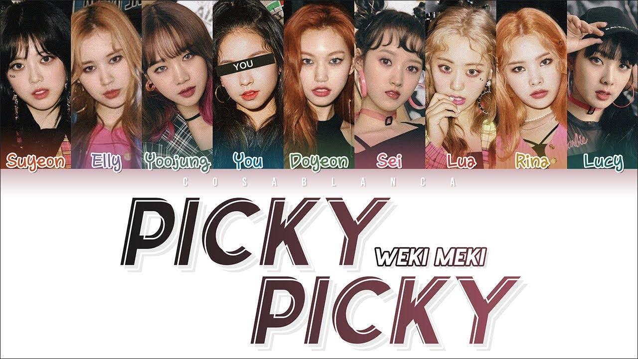 Weki Meki Members