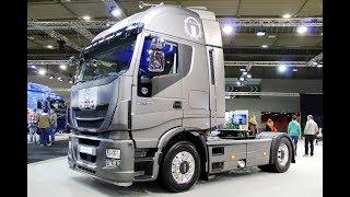 Кабина Iveco Stralis Hi Way    Европейские грузовики