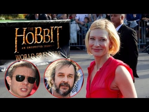 Watch The Hobbit Premiere full online streaming with HD video Quality