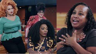 Danyale spotkała się z drag queen! [Przemiana w stylu drag queen]