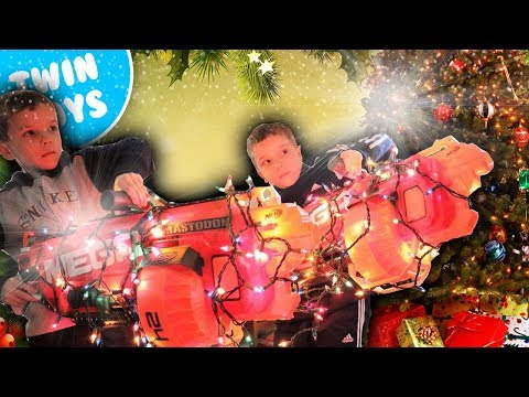 Thumbnail: Nerf War: Christmas Warfare