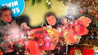 Nerf War Christmas