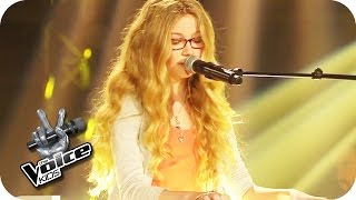 Alexa Feser: Wir sind hier (Cosma) | The Voice Kids 2015 | Blind Auditions | SAT.1