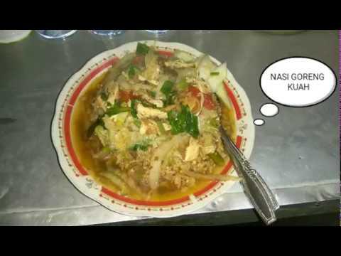 Malang Street Food : Nasi Goreng Kuah
