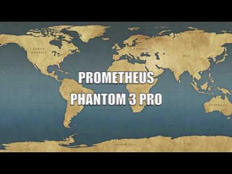 prometheus - First take off at tsunami building banda aceh
