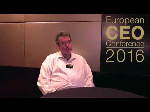 European CEO Conference 2016 - Mike Jensen Interview