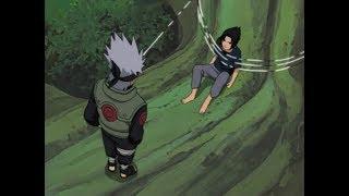 Kakashi Roasts Sasuke