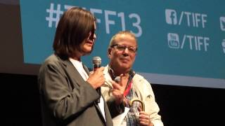 Abuse of Weakness - Q&A Toronto Film fest, Lightbox (9-6-2013) - dir & writer Catherine Breillat
