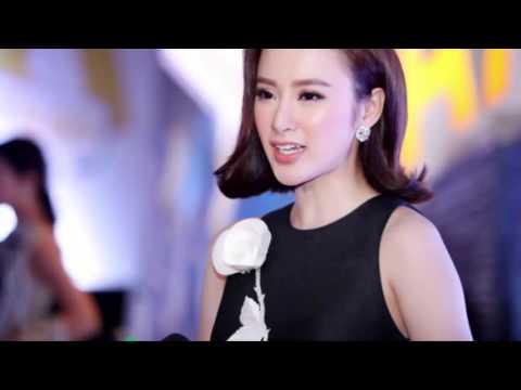 Angela Phương Trinh tiếc nuối vì bị cắt cảnh hôn sâu với Trường Giang