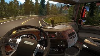 Hack Euro Truck Driver V1.3.1 Android 2016