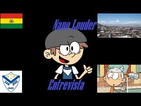 Entrevista a Nano Louder, el loudtuber santo.