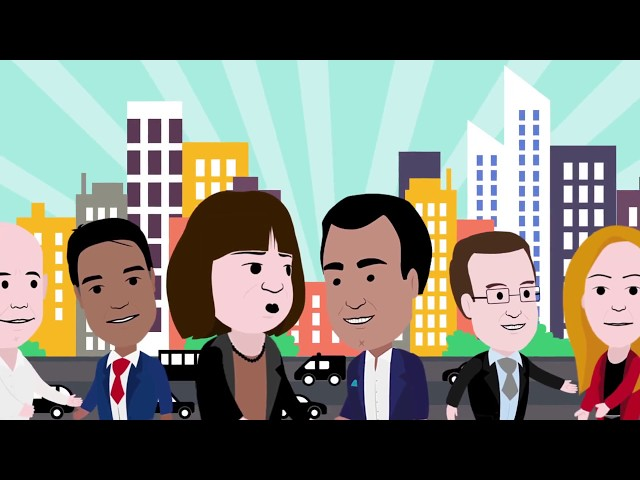 Animated Explainer Video: Grant Thornton