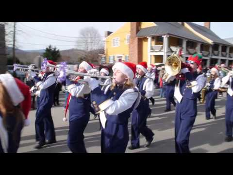 2015 Christmas in Little Washington Holiday Parade (Highlights)