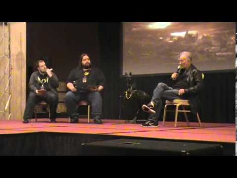 Days of the Dead 2015: Tobin Bell Panel