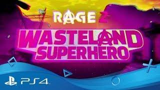 RAGE 2 | Le super-héros du Wasteland | PS4