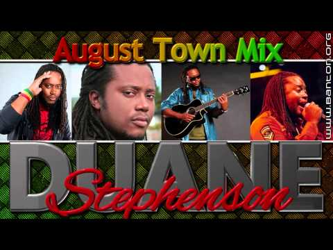 Duane Stephenson - August Town Mix by Banton Man