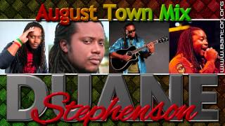Download Duane Stephenson - August Town Mix by Banton Man MP3 song and Music Video