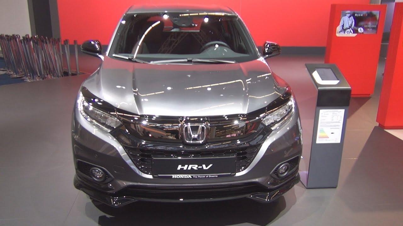 Honda HR-V 1.5 VTEC Turbo Sport (2020) Exterior and Interior