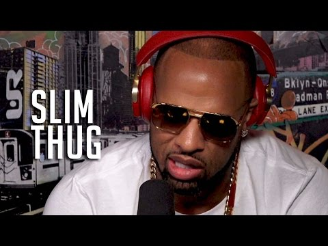 Slim Thug Talks Stealing a Song from Jay Z, Not getting a shot w/ Beyonce + Changing Houston!