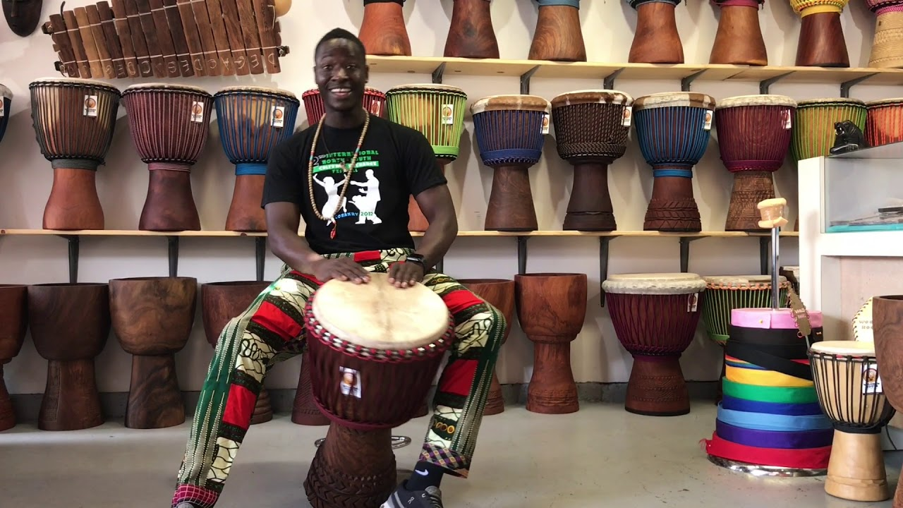 Wooden Roots | West African Drums & Percussion