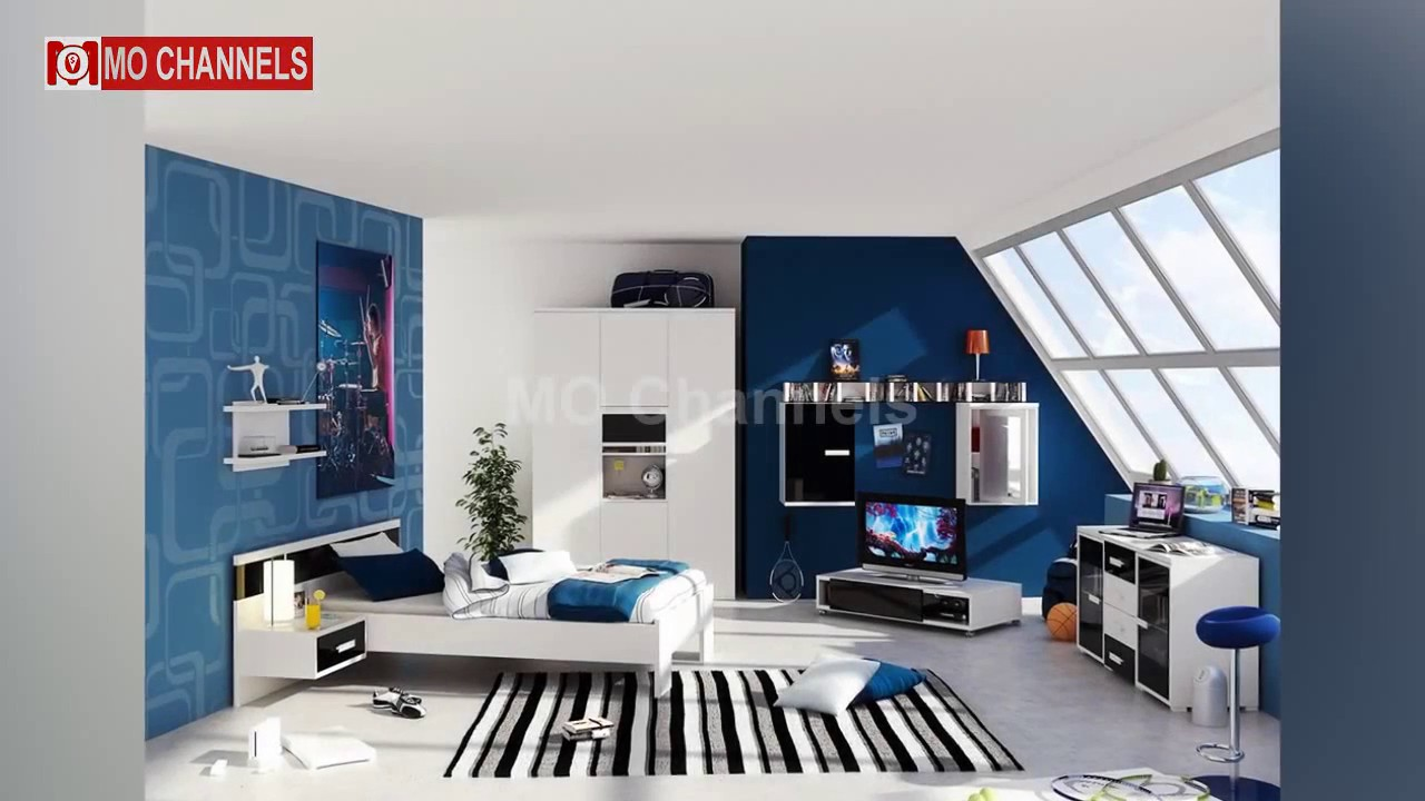30 cool bedroom ideas for guys 2017 amazing bedroom 18556 | maxresdefault