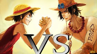 Repeat youtube video Is Current Luffy Stronger Than Ace? - One Piece ワンピース Discussion