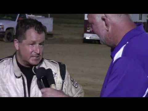 Trail-Way Speedway 358 Sprint Car Victory Lane 6-23-17
