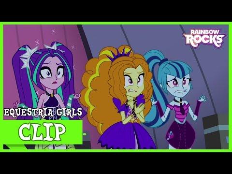 The Dazzlings Singing Off-Key | MLP: Equestria Girls | Rainbow Rocks! [HD]