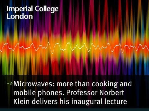 Microwaves: more than cooking and mobile phones