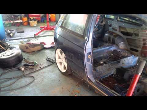 Alfa 145 2.0 16V Turbo 400HP