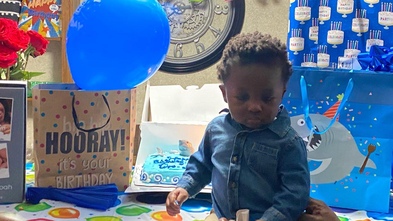 CELEBRATING BABY'S 1ST BIRTHDAY DURING COVID-19