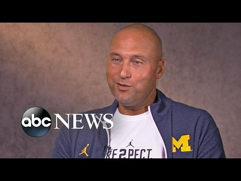 Derek Jeter Interview on Life After the Yankees