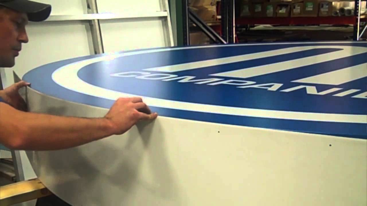 How an Internally Illuminated Flex Face Sign is Made | TKO Signs