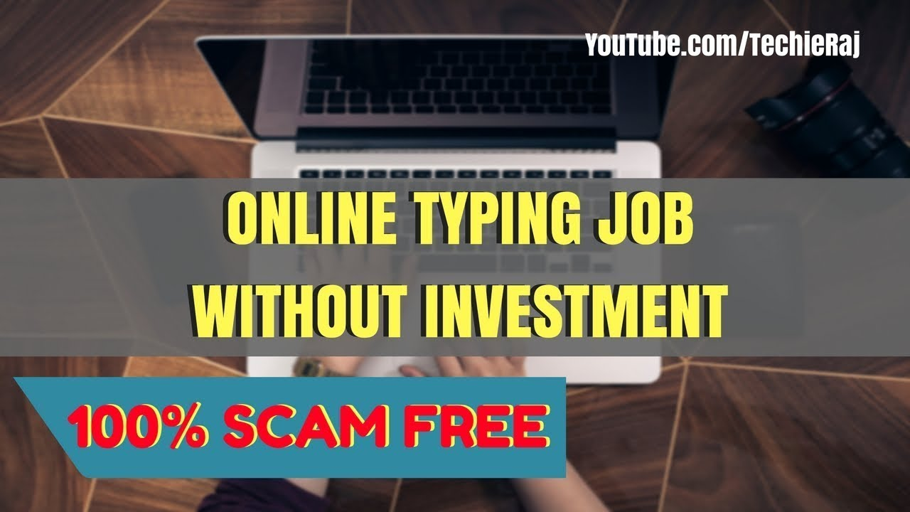 Home Based Captcha Typing Job Online Without Investment 2017 !! Earn Daily  5$ To 10$ U0026 Free Register