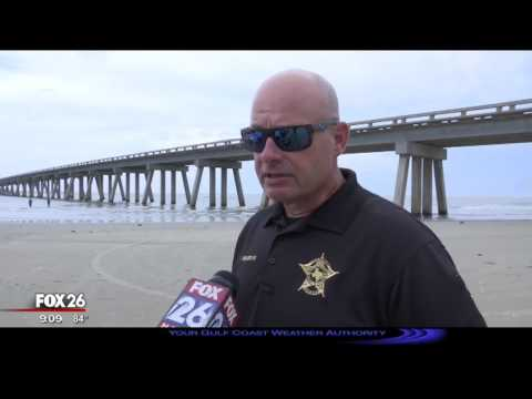 Multiple deaths at San Luis Pass since 2013 - YouTube