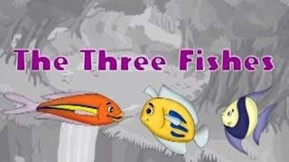 The Three Fishes Kid Story  -  Treasure of Wonderful Kids Stories English