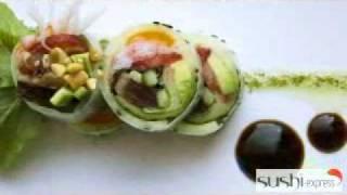 Sushi Express - Sherbrooke
