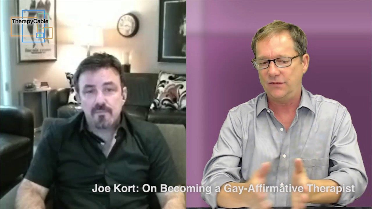 Becoming a Gay-Affirmative Therapist