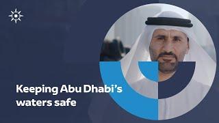 Keeping Abu Dhabi's waters safe   Abu Dhabi Ports