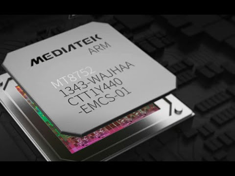 MediaTek MT8752 64bit ARM Cortex-A53 Octa-core with LTE in Alldocube T7