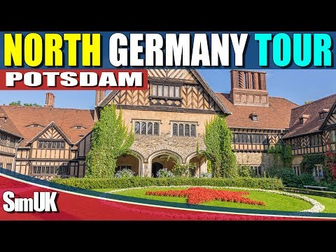 Fernbus North Germany Tour - Sellin to Potsdam (Final Super Leg)