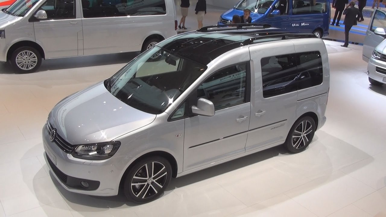 volkswagen caddy edition 30 exterior and interior youtube. Black Bedroom Furniture Sets. Home Design Ideas