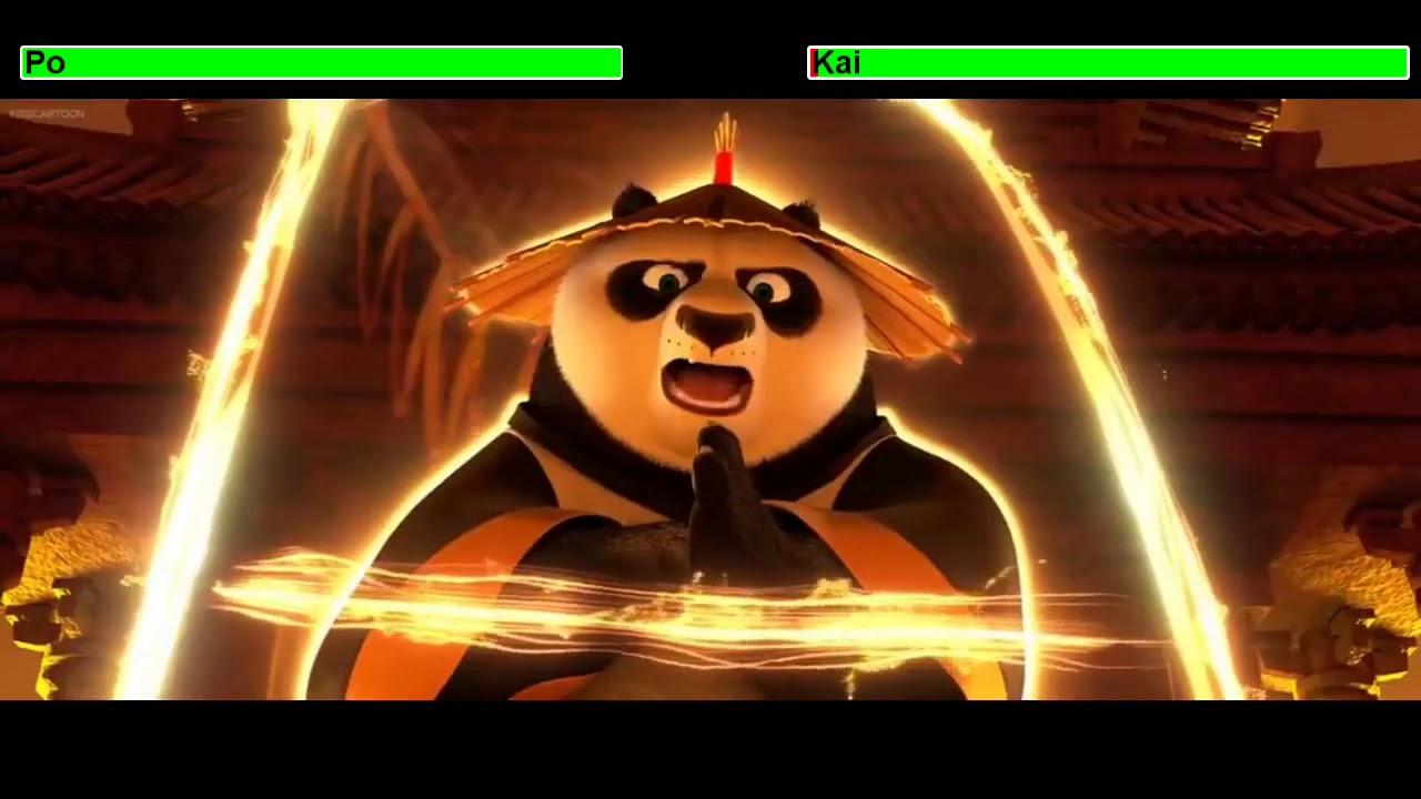 Download Kung Fu Panda 3 Final Battle with healthbars 2/2
