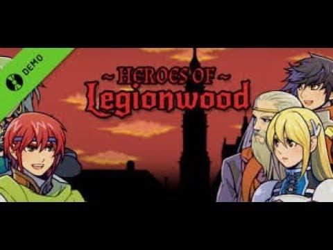 This Looks Promising   Heroes Of Legionwood Demo Gameplay Part 1  