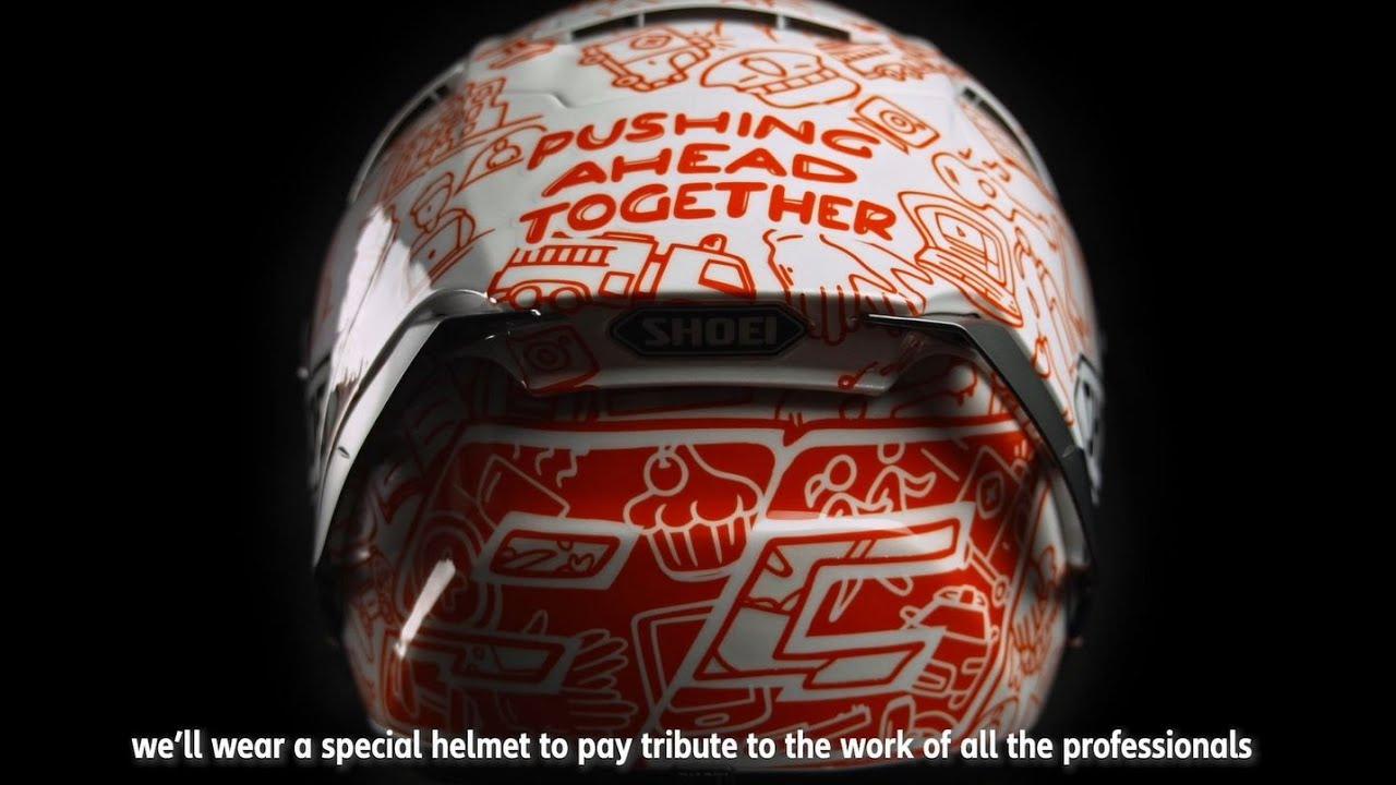 Solidarity Helmet Jerez GP