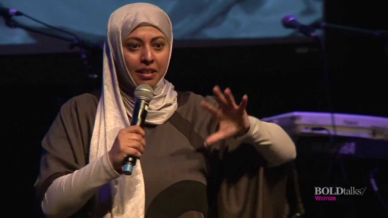 Yemen, through the eyes of women – Nadia Al Sakkaf – BOLDtalks Woman 2013