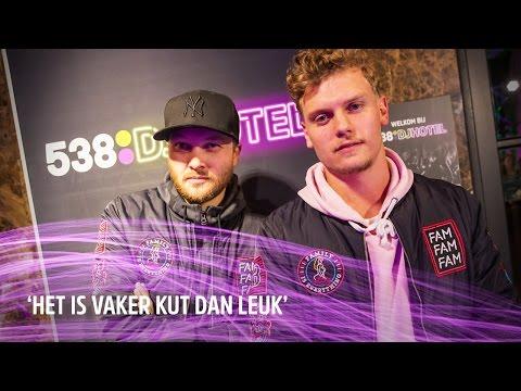 Arjen Lubach gaat keihard als dj | 538DJ Hotel 2016