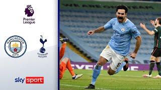 Gündogan überragt! 16. Sieg in Folge | Manchester City - Tottenham Hotspur 3:0 | Premier League