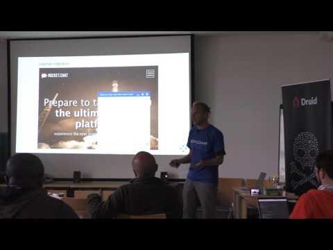 Rocket Chat Comes to Drupal by Floris van Geel (040lab) - DrupalCamp Nordics 2017