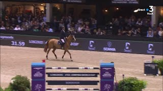 Jumping Bordeaux 2020  Longines Fei Jumping World Cup